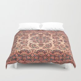 Desert Flowers Duvet Cover