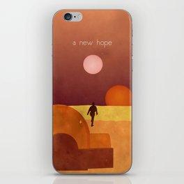 A New Hope iPhone Skin