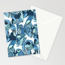 Pegasi Blues  Stationery Cards