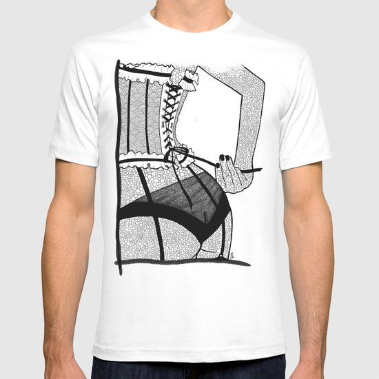 La femme n.7 T-shirt