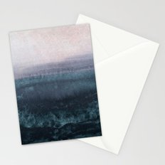 minimalist atmospheric landscape 1 Stationery Cards