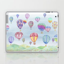 Hot Air Ballon Festival Laptop & iPad Skin