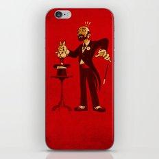 Abracadammit iPhone & iPod Skin