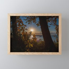 Star Bright Framed Mini Art Print