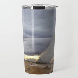 Icelandic Geothermals Travel Mug