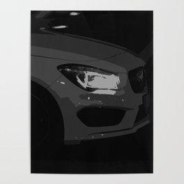 Elegant car Poster