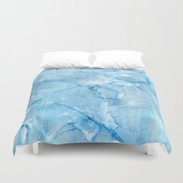blue ice II Duvet Cover