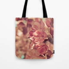 Ode to pink Tote Bag