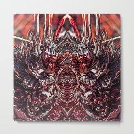 Overlord 4 Metal Print
