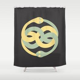 Auryn kawaii Shower Curtain