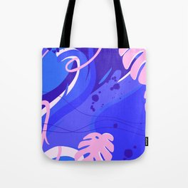 Monstera 2 Tote Bag