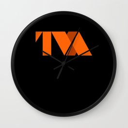 TVA Time Variance Authority Variant Wall Clock