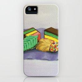 Bakery Cookies iPhone Case