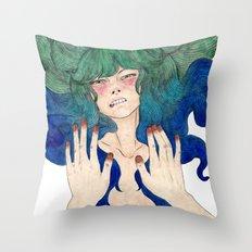 p l e a s u r e s Throw Pillow