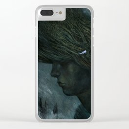 Howl Clear iPhone Case