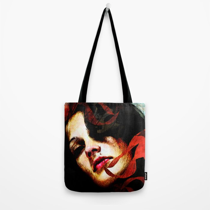 out of the light Tote Bag