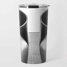 Air - Duct - Pipe Travel Mug