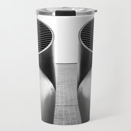 Air - Duct - Pipe Travel Mug