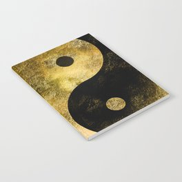 Yin and Yang Notebook