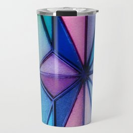 triangle tangle Travel Mug