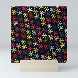 Favorite Flowers Mini Art Print