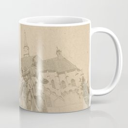 Mathias Rex Cluj Napoca Koloszvar Coffee Mug
