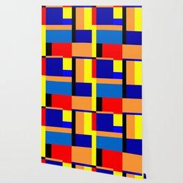 Mondrian #35 Wallpaper