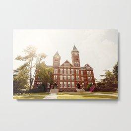 Samford Hall - Auburn University 2 Metal Print