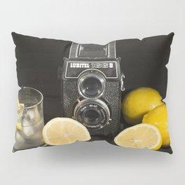 Lubitel Lemons Pillow Sham
