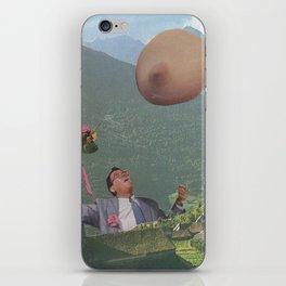 My new God iPhone Skin