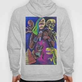 Rock and Roll in Space and Time Hoody