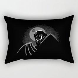Darth Cartoon Rectangular Pillow
