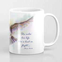 Natasha's Skylark-Stevie Nicks Quote Coffee Mug