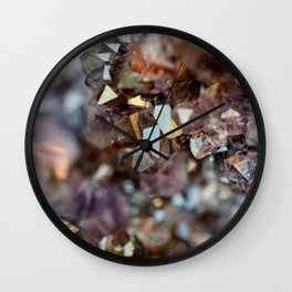 Points Of Light Wall Clock