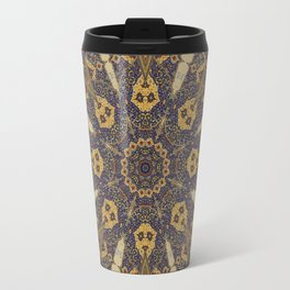 Mandala - The Night Bazaar Travel Mug