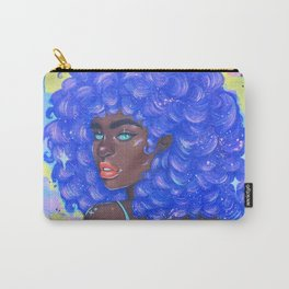 Violet Voyage Carry-All Pouch