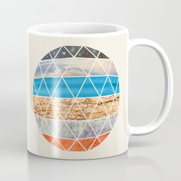 Eco Geodesic  Coffee Mug