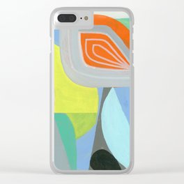 Chroma 37 Clear iPhone Case