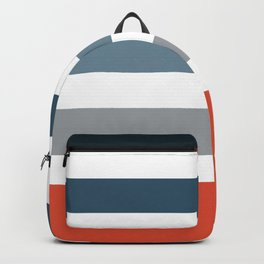 Fancy stripes Backpack