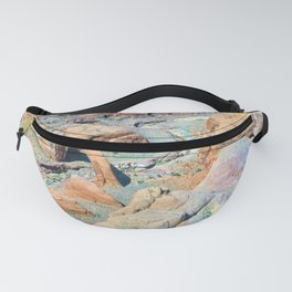The Geological Gift of Rainbow Bridge Fanny Pack