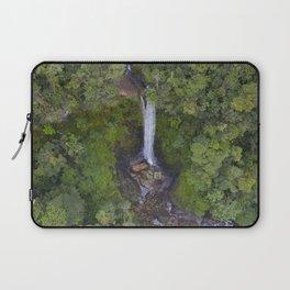Cascada Fin del Mundo Laptop Sleeve
