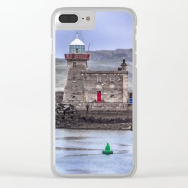 Howth Harbour 2 Clear iPhone Case