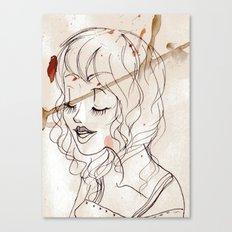 Inspiration Canvas Print
