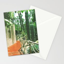 Moroccan Gardens 2 Stationery Cards