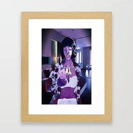 Keisha Baee Framed Art Print