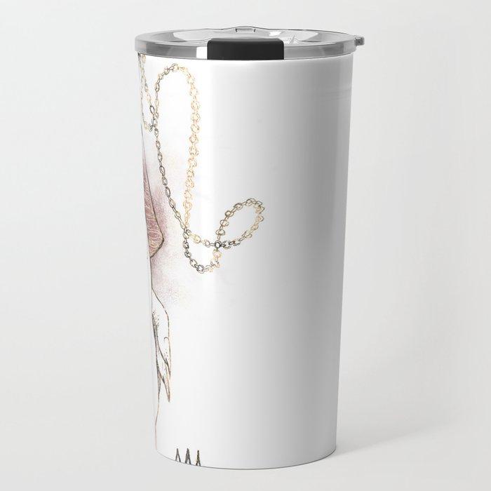 Dangerous Zodiac - Aquarius Travel Mug