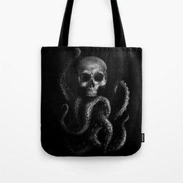 Skullapus Tote Bag