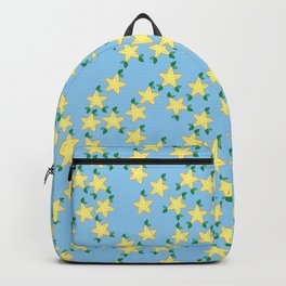 Kawaii Paopu Fruit Pattern Backpack