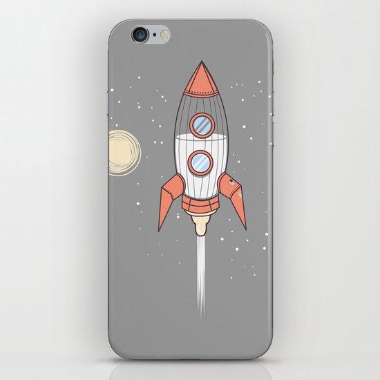 Bottle Rocket iPhone Skin