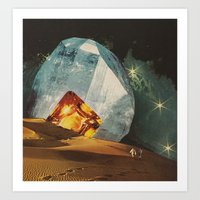 destiny Art Prints featuring destiny... by Hugo Barros
